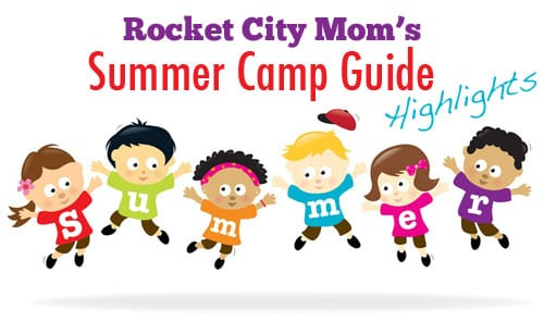 These Huntsville Summer Camps ROCK!