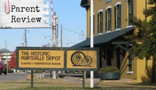 Huntsville Historic Depot & Museum