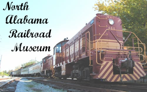 All Aboard: North Alabama Railroad Museum