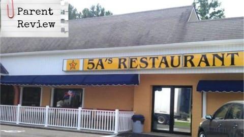 Review: 5A's Restaurant