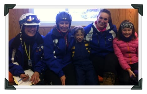 With Perfect North Adaptive Ski Program everyone can ski regardless of disability.