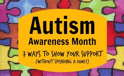 Autism Awareness Month: How to Show Your Support