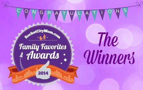 2014 Family Favorite Awards
