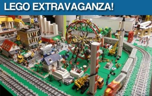 LEGO Extravaganza & Giveaway