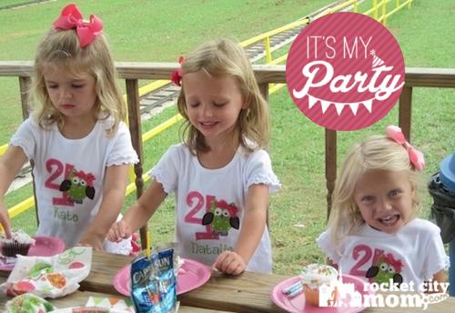 It's My Party: Kiddie Carnival!