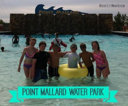 Discover Decatur's Water Park: Point Mallard