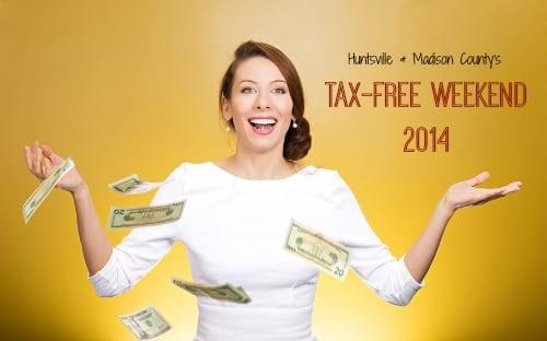 Back to School Tax-Free Weekend 2014