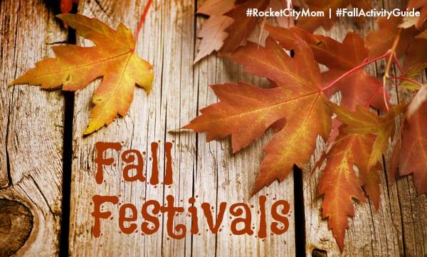 2014 Fall Festivals & Special Events