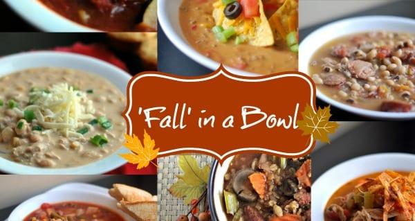 """Fall"" Into a Bowl"
