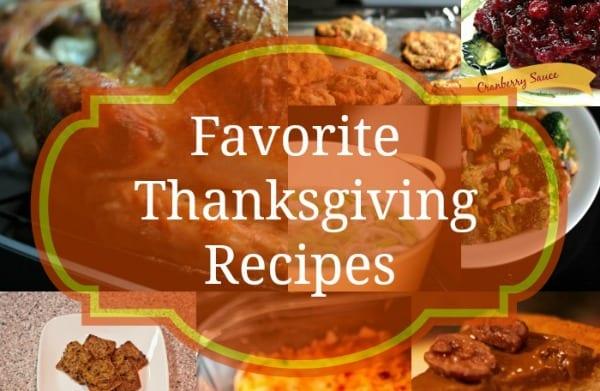 The Best Thanksgiving Dinner Ever!