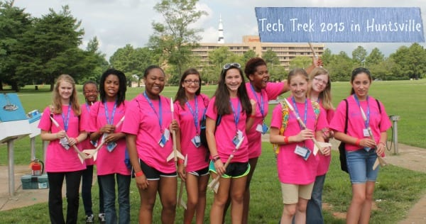 Tech Trek Needs Nominations for 2015