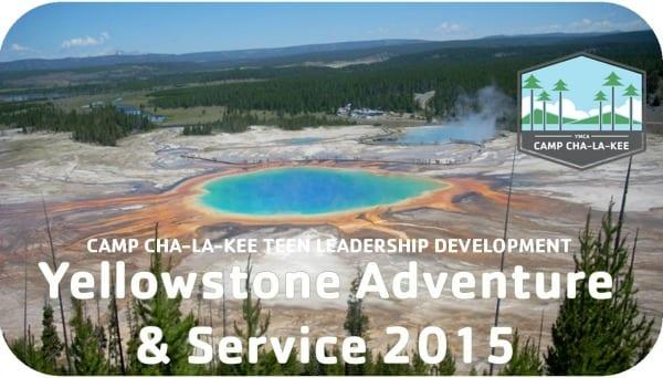 Yellowstone Adventure & Service Teen Leadership Progam