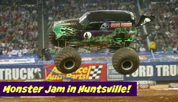 Monster Jam: Big (and Loud) Family Fun