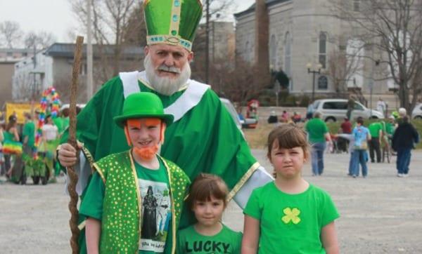 St. Patrick's Day in Huntsville