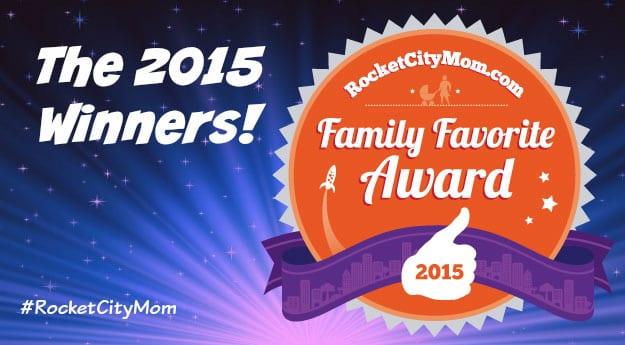 Huntsville Families Pick Favorites in 2015