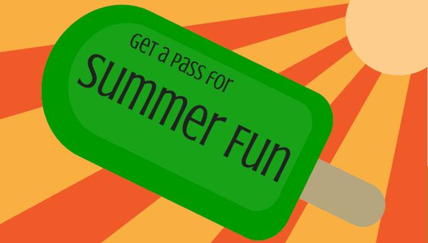 Summer Pass for 2015