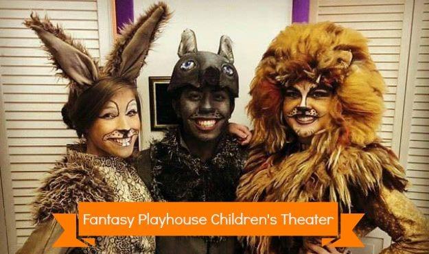 5 Great Reasons to be a Fantasy Playhouse Season Ticket Holder