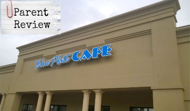 Blue Plate Cafe, South