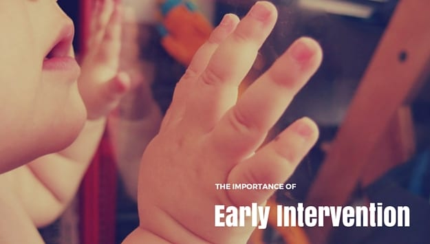 Early Intervention for Our Special Needs Kids