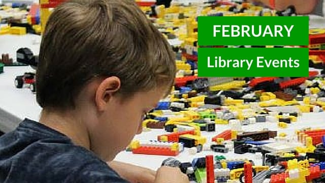 Book It to the Library in February