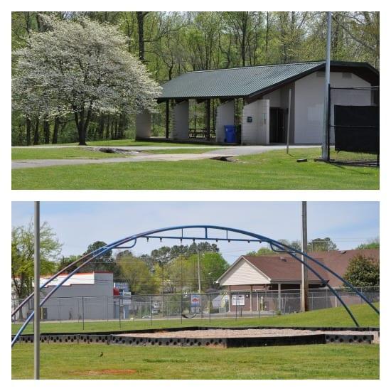 Swan Creek Park Collage