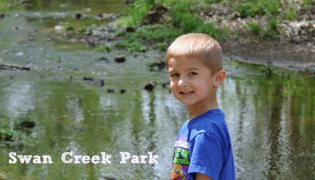 Swan Creek Park in Athens