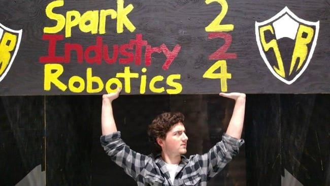 Spark or Stark? Sparkman's Robotics Team Hosting Summer Camp & Being Awesome