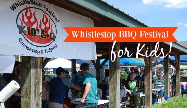 Whistlestop Festival 2016 for Kids