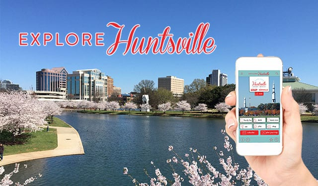 Explore Huntsville – Same App, New Look