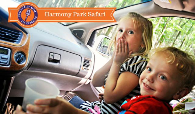 Harmony Park Kid Reporter
