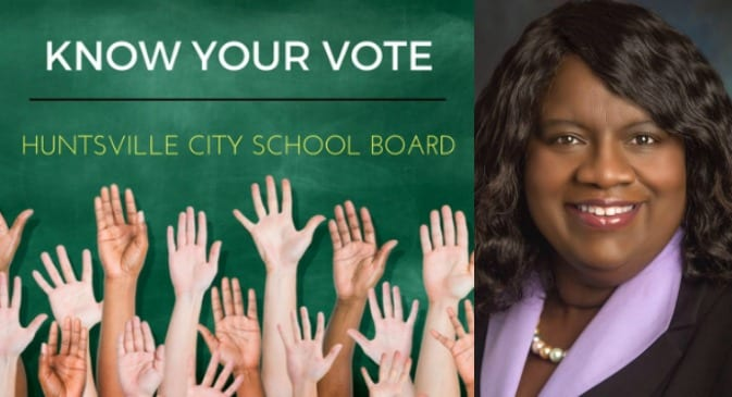 Meet the School Board Candidates: Laurie McCaulley (District 1)