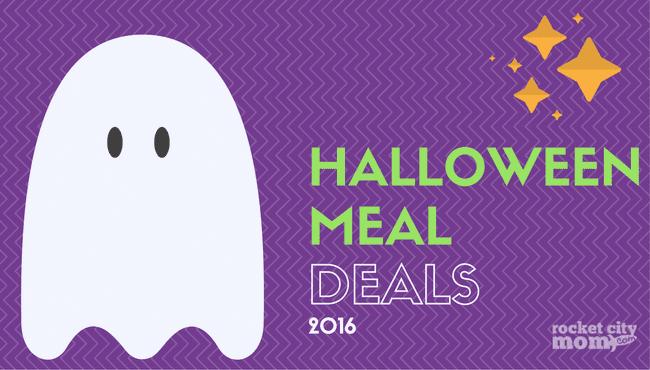 Deals on Halloween Meals