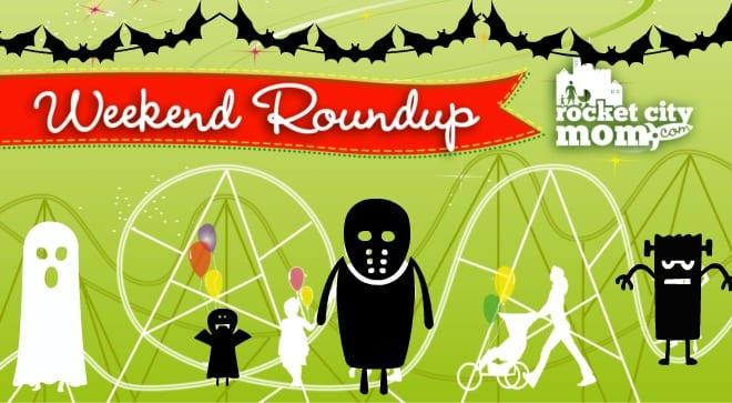 Weekend Roundup: Halloween Edition October 28-31