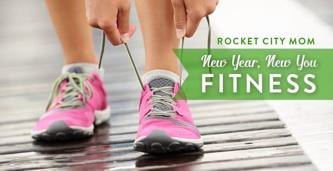 Great Ways to Get Fit & Healthy in Huntsville