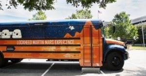 Mars bus