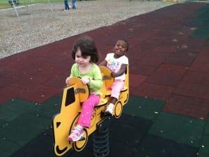 Plenty of fun for little ones.