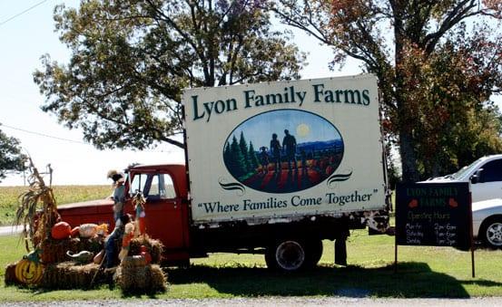 Lyon Family Farms