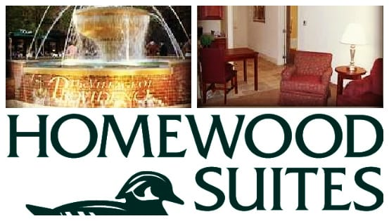 Home(wood Suites) for the Holidays