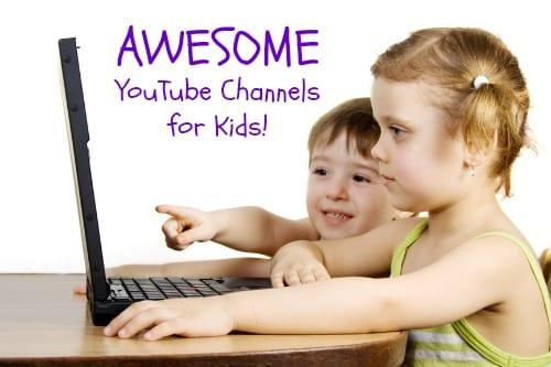 Edu-taining YouTube Channels
