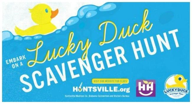Go Duck Hunting in Huntsville!