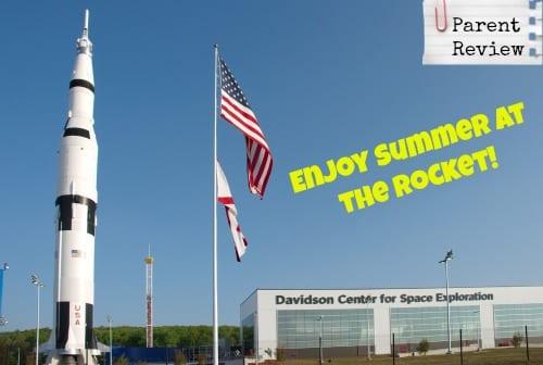 Review: U.S. Space & Rocket Center Summer Pass
