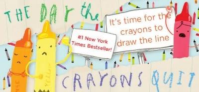 Crayons Quit