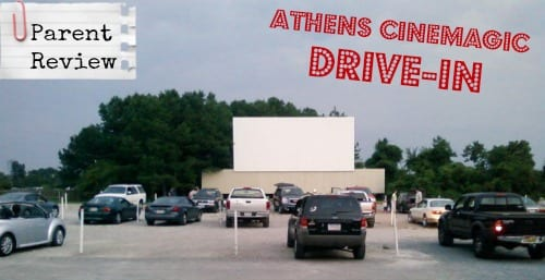 Athens Cinemagic Drive-In Theatre