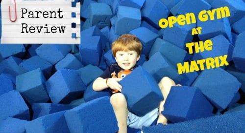 Matrix Whiz Kids Open Gym