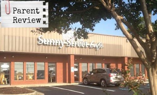 Sunny Street Cafe'