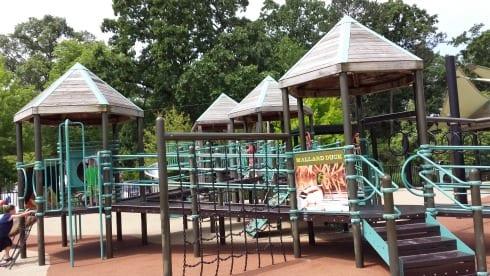 Delano Park and Splash Pad: Decatur