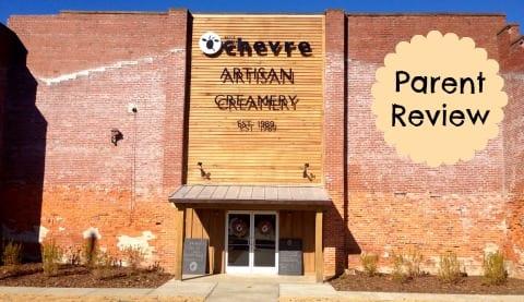 Belle Chevre Creamery Tour