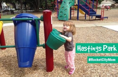 Hastings Park