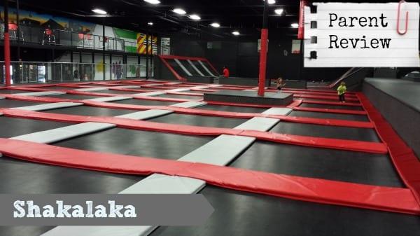 Shakalaka Extreme Air Sports in Huntsville