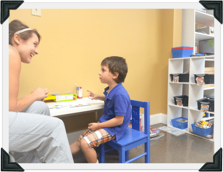 A peek inside the Madison Behavior Therapy Clinic on Hughes Road.